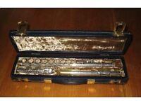 Vintage Boosey & Hawkes Flute