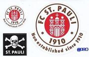 St Pauli Aufkleber