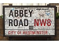 Calling musicians for an opportunity to record at Abbey Road