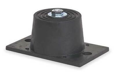 Mason 4c997 Floor Mount Vibration Isolatorneoprene
