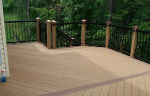 DECK, FENCE & DOCKS - MATERIAL SUPPLY &/OR INSTALL