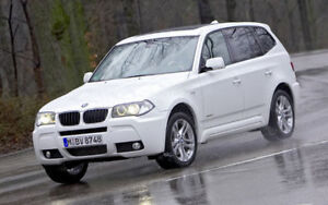BMW X3, super clean, low mileage, fully serviced,