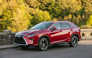 2017 Lexus RX 350 Executive Package Original Owner 10,000km only