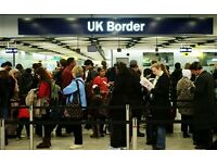 EXPERIENCED IMMIGRATION SOLICITORS-LAWYERS- ADVICE-APPEALS-OVERSTAYER- FREE TELEPHONE ENQUIRIES
