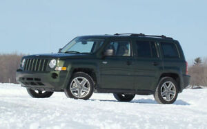 Wanted jeep patriot