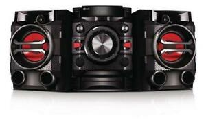 LG 230W Hi-Fi Entertainment System with Bluetooth® Connectivity