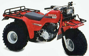 Wanted: Honda Big Red 250 in great shape Kingston Kingston Area image 1