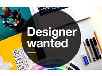 WANTED: Part/full-time graphic designer to work remotely, for fast growth London-based tech startup
