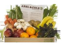 Abel & Cole - UK-Wide Field Gastronomer - basic wage plus uncapped bonuses