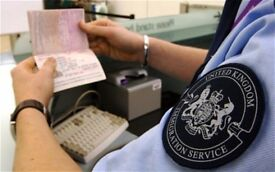 Property Inspection Report for UK Immigration