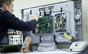TV Repair and Service to all styles and makes.