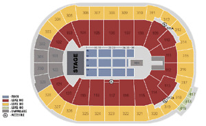 Drake and Future Tickets SATURDAY SHOW (SEC 326, ROW 9)