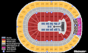 4 Coldplay Tickets Lower Bowl