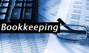 Bookkeeping/administration service available $40p/h Bellerive Clarence Area Preview