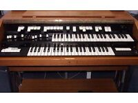 1970s Hammond Organ, T Model with in built speakers