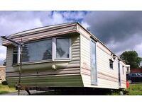 1998 BK Carnival, 28 x 12, 2 bedroom static caravan- SOLD