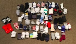 Infant/Baby Socks 70 pairs $15/all.