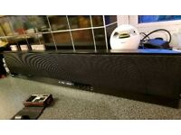 Yamaha Ysp-5100 sound projector (sound bar) TOP OF THE RANGE - RRP £1499.99