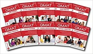 GMAT book-New GMAT complete strategy guide set by Manhattan Prep