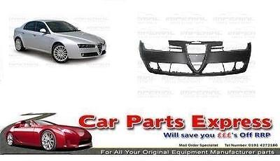 ALFA ROMEO 159 2006/2011 FRONT BUMPER / PAINTED ANY COLOUR