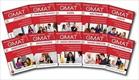 Manhattan Prep GMAT Complete Strategy guide set + official guide + guides NEW