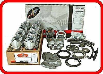 1996 Cadillac Northstar 281 4.6l Dohc V8  Engine Rebuild Kit (9mm Rms)
