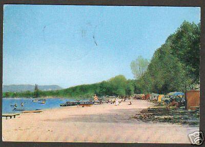 Campground At Di Garda Lake  Italy