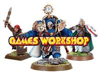 Warhammer / games workshop collections wanted