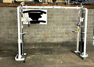 Paramount cable crossover - weight machine