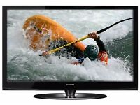 Samsung 42 inch HD Ready TV + Freeview Built in + 2 x HDMI - not 39 40 43 46