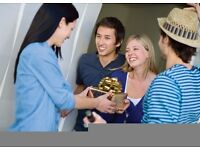 Become A Welcoming Host For Short Stay International Students - Great Experience With Expenses Paid