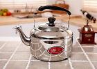 Unbranded Silver Tea & Whistling Kettle Tea Kettles