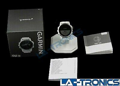Garmin FĒNIX 5S 42mm Multi-Sport Training GPS Smart Watch