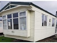 Caravan for hire @ haven the orchard holiday village claton sea