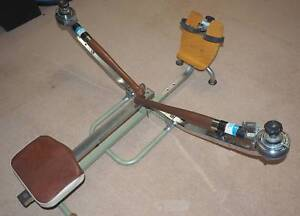 VINTAGE ROWING MACHINE Hunters Hill Hunters Hill Area Preview