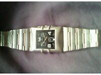 Omega constellation chronograph watch