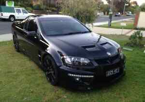 2011 Holden Special vehicles Ute **12 MONTH WARRANTY** West Perth Perth City Area Preview