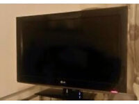 "32"" LG Flat Screen TV - Sold"