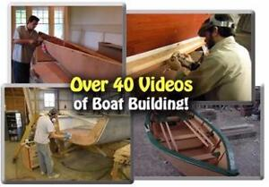 Build your OWN BOAT! - 518 Step-By-Step Plans