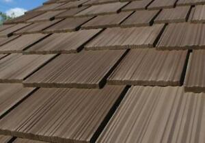 Roofing shingles and shakes: Imitation Synthetic by InSpire Roof