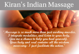 Kiran's indian massage