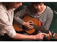 Guitar classes for all ages in Eastbourne, Old Town at Eden Blue