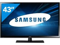 Samsung 43 inch hd tv razor thin frame plasma tv