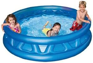 Intex Inflatable Soft Side Kids Pool