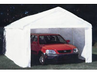 20' x 10' Marquee, Party Tent, Wedding, Market Trader, Boot Fair. Galvanised Steel Tube Frame.