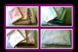DUVET COVERS & PILLOWCASES - FOR SALE