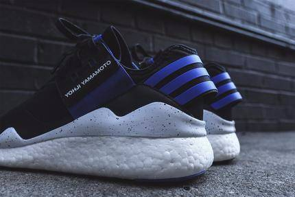 Adidas ultra boost Y3--limited electric blue