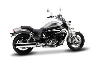 BRAND NEW 2013 HYOSUNG GV650 - $5450- MEGA SALE! LAST ONE!!
