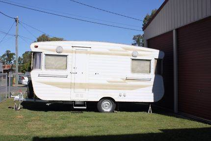 Great Retro Caravan for Sale Tanunda Barossa Area Preview
