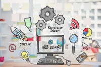 WEB SITE AND SEO COMPLETE SOLUTION STARTING AT 50$